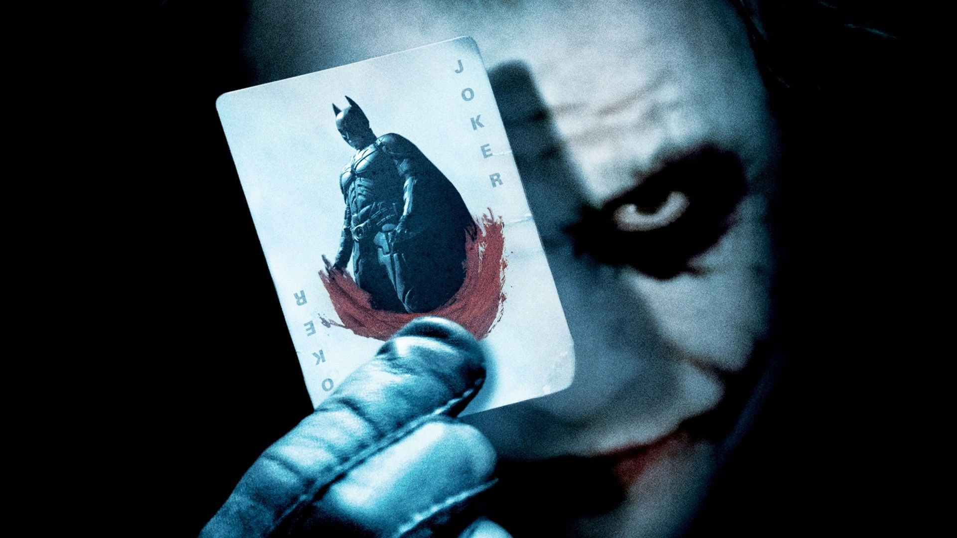 "a comparison of the jokers of batman and joker in the dark knight Between his motivational speech to christian bale's batman and his declaration of ""i am a joker and the joke is  dark knight back to indiewire  batman and his declaration of ""i am a ."