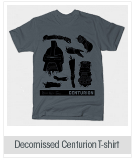 Decommissioned: Centurion