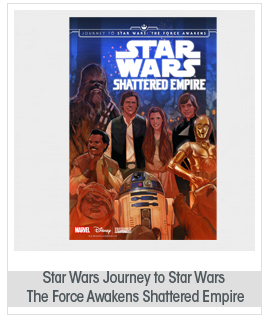 Star Wars: Journey to Star Wars: The Force Awakens: Shattered Empire