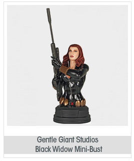 Gentle Giant Studios Black Widow Mini-Bust
