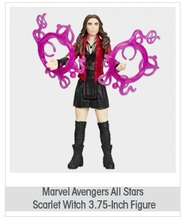 marvel Avengers All Stars Scarlet Witch 3.75-Inch Figure