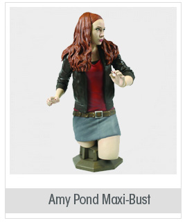 Titan Merchandise Doctor Who: Amy Pond Maxi Bust