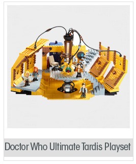 Character Options Building Doctor Who Ultimate Tardis Playset