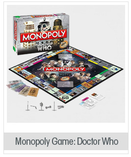 Monopoly Game: Doctor Who