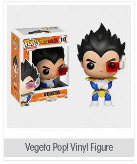 vegeta pop vinyl figure