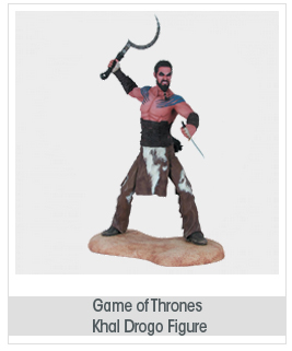 Game of Thrones: Khal Drogo Figure