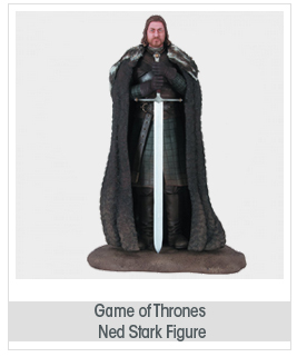 Game of Thrones: Ned Stark Figure