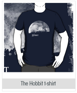 The Hobbit tshirt