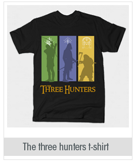 THE THREE HUNTERS - V1.1