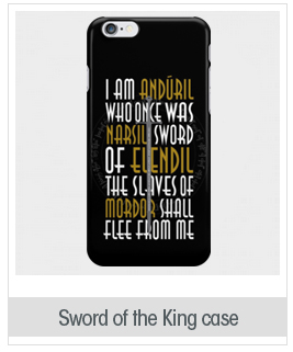 Sword of the King case