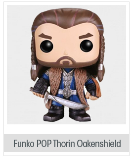Funko POP Movies: Hobbit 2 Thorin Action Figure