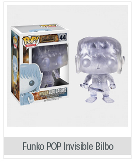 Invisible Bilbo: Funko POP! x The Hobbit - Desolation of Smaug Vinyl Figure