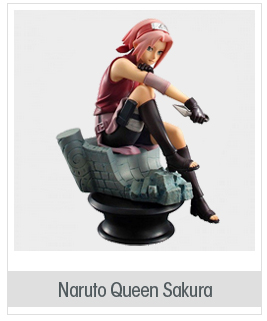 "Naruto Shippuden Chess Figure Vol.1 R Collection Aprox 3.5""- Queen- Sakura"