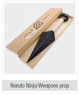 Naruto Ninja Weapons Props Naruto-big Kunai Toy