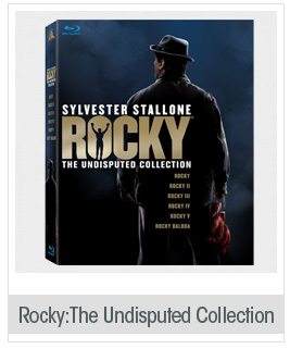 Rocky The Undisputed Collection