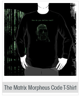 The Matrix Morpheus Code