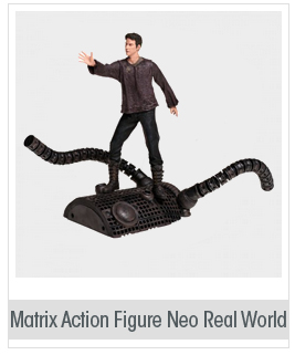 McFarlane Toys Series 2 Matrix Action Figure Neo Real World