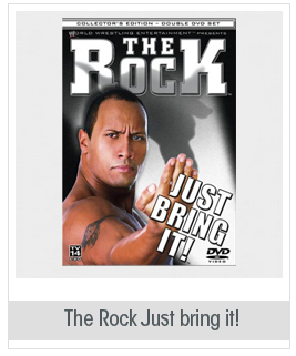 WWE: The Rock - Just Bring It! (Collector's Edition)