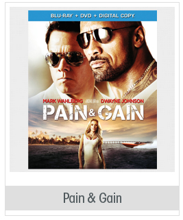 Pain and gain bd