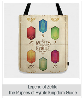 Legend of Zelda - The Rupees of Hyrule Kingdom Guide